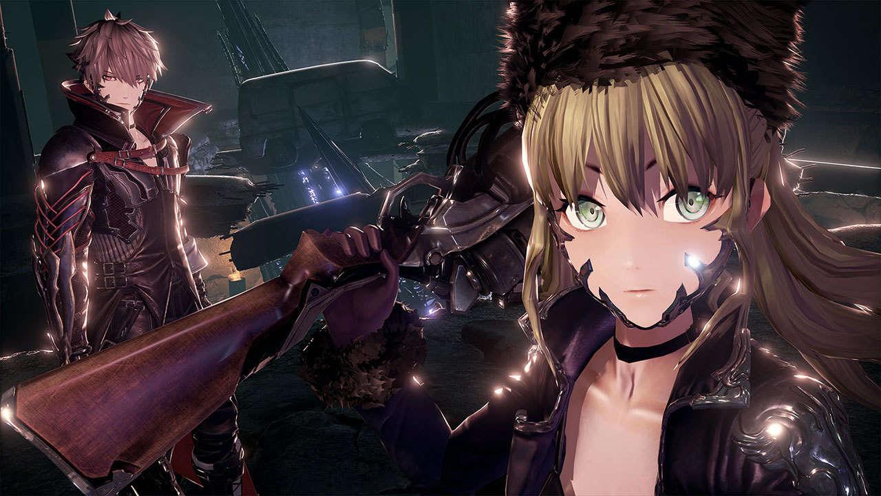 Bandai namco releases code vein gameplay trailer