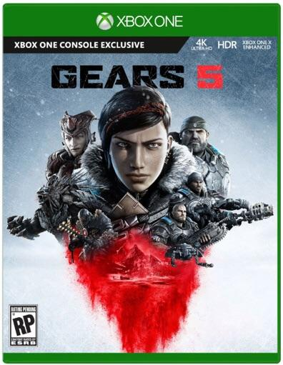 Could the Gears 5 box art have been leaked?
