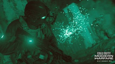 modern warfare pre order numbers