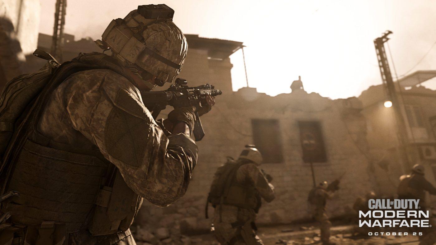 modern warfare specialist difficulty
