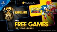 PS Plus Free Games June 2019
