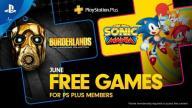 PS Plus Free Games June 2019