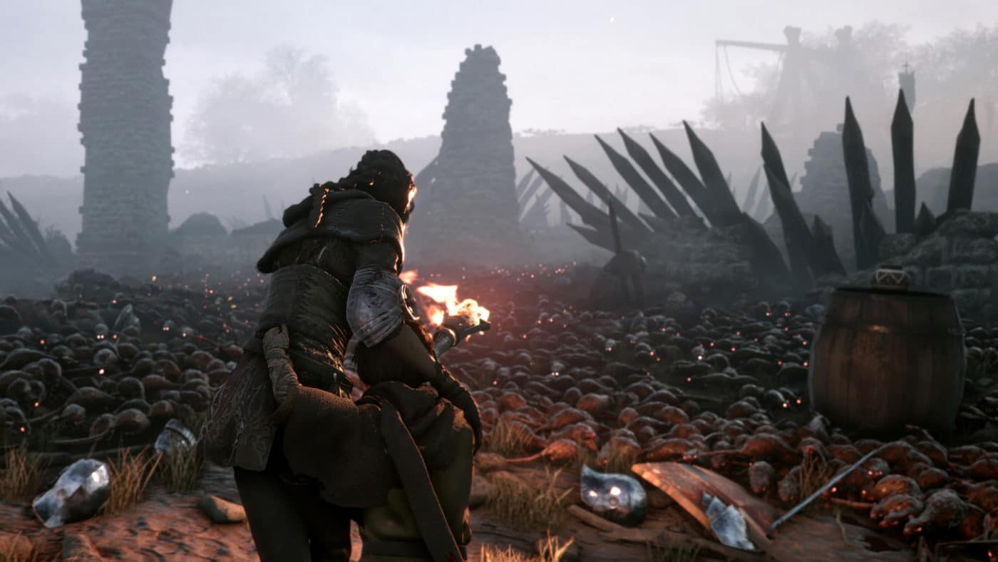 a plague tale review, A Plague Tale: Innocence Review – Running the Rat Race, MP1st, MP1st
