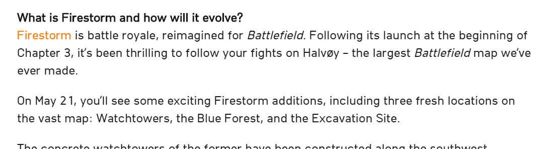 battlefield 5 firestorm new locations, Battlefield 5 Firestorm New Locations and Gold Tier Weapon Hitting the Game This Month, MP1st, MP1st