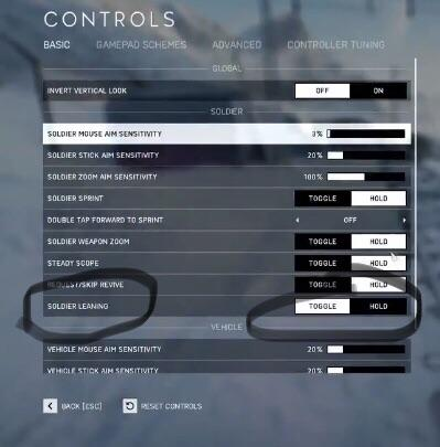 Battlefield 5 Manual Lean to Be Added Soon