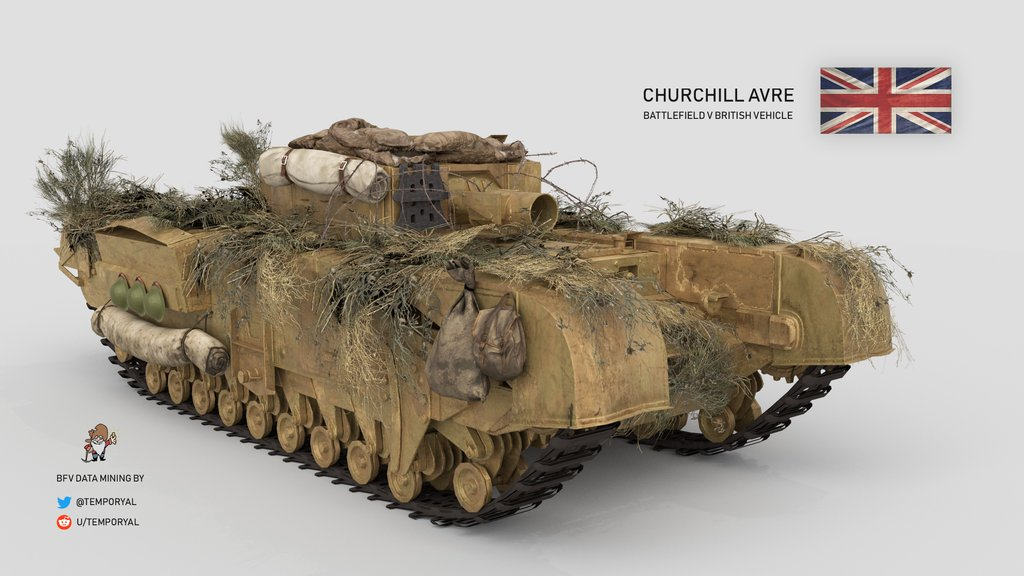 battlefield 5 vehicle variants, Battlefield 5 New Tank and Vehicle Variants Mined and Here's What They Look Like, MP1st, MP1st