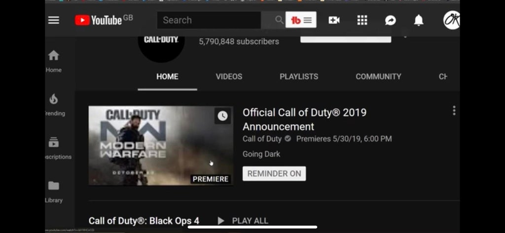 cod 2019 release date, Report: COD 2019 Confirmed to Be Called Modern Warfare, Release Date Due October; Here's the Box Art, MP1st, MP1st