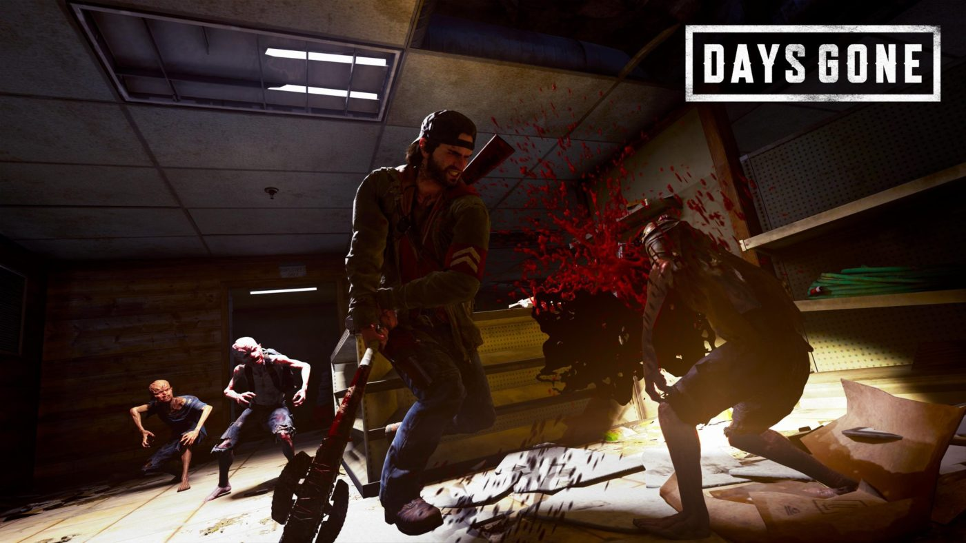 days gone review, Days Gone Review – A Whole New Freaker World, MP1st, MP1st