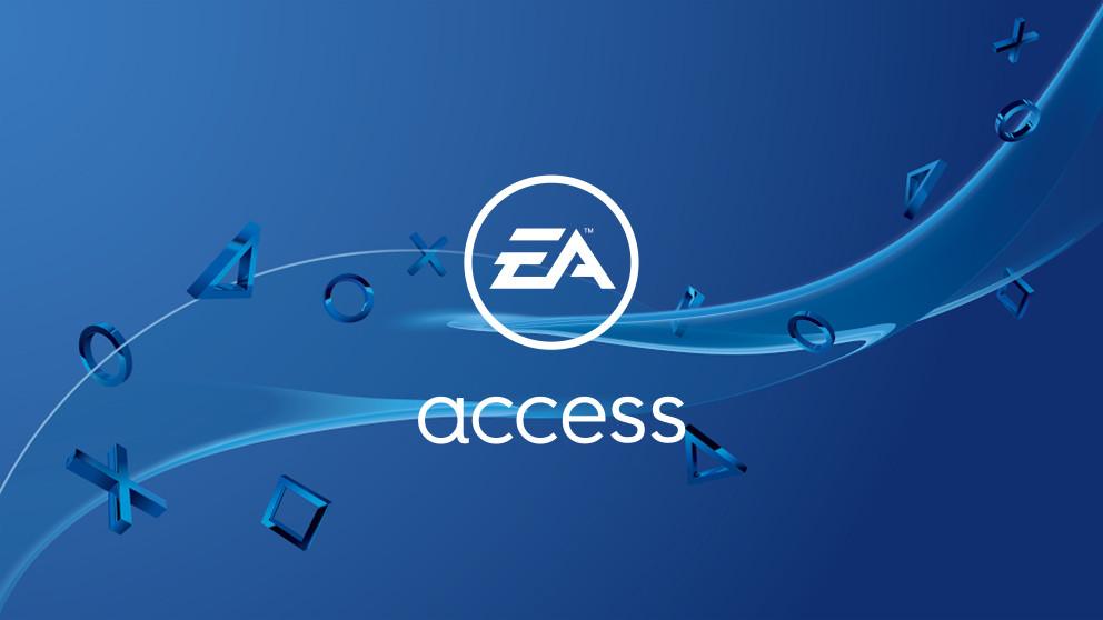 ea access ps4 release date