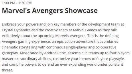 avengers game multiplayer