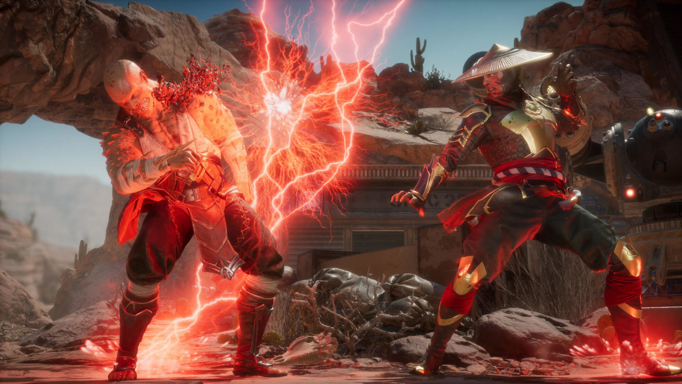 Report: Huge Batch of Mortal Kombat 11 New Skins Leaked