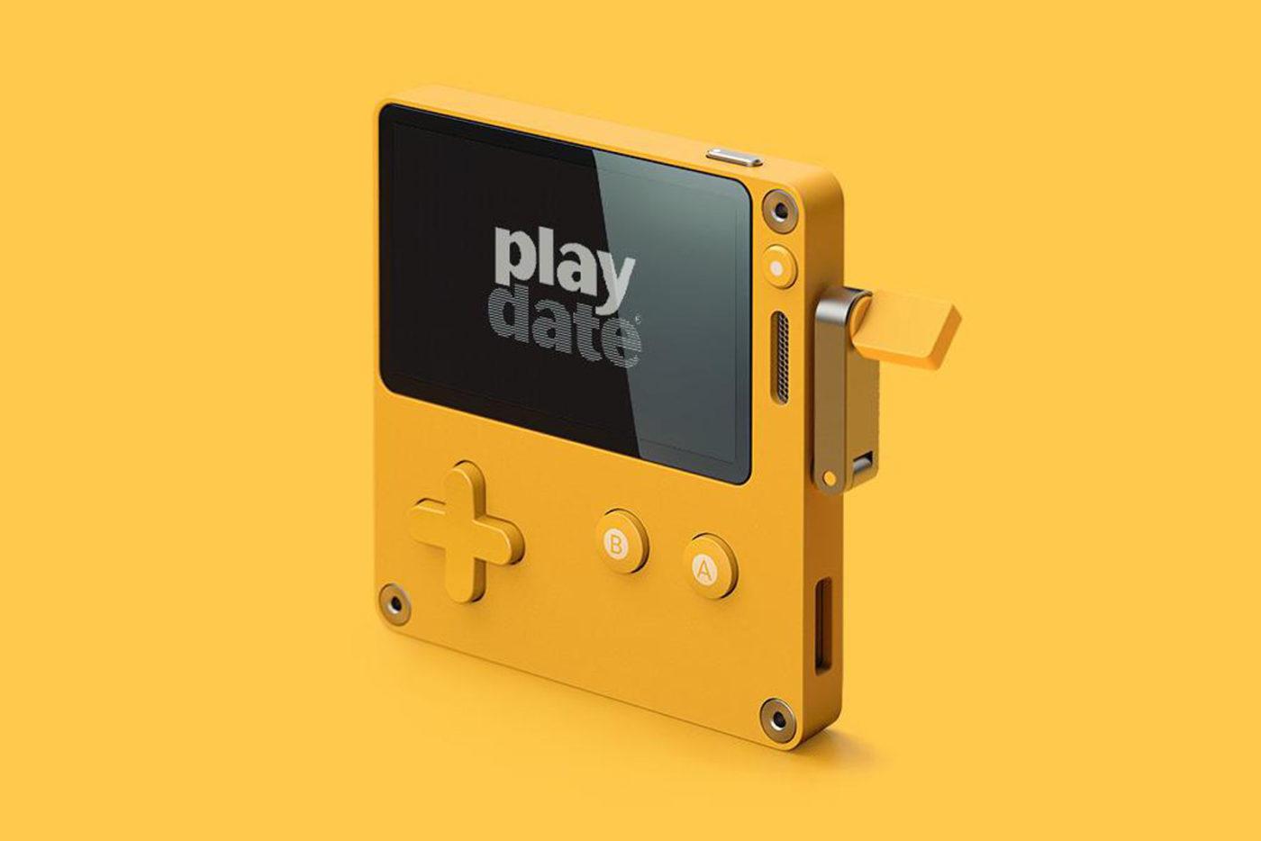 playdate new handheld