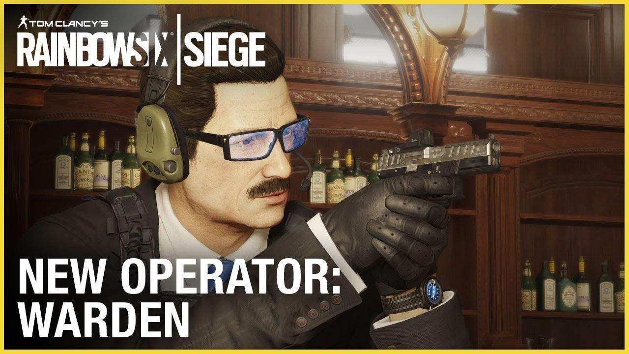 rainbow six siege new operator