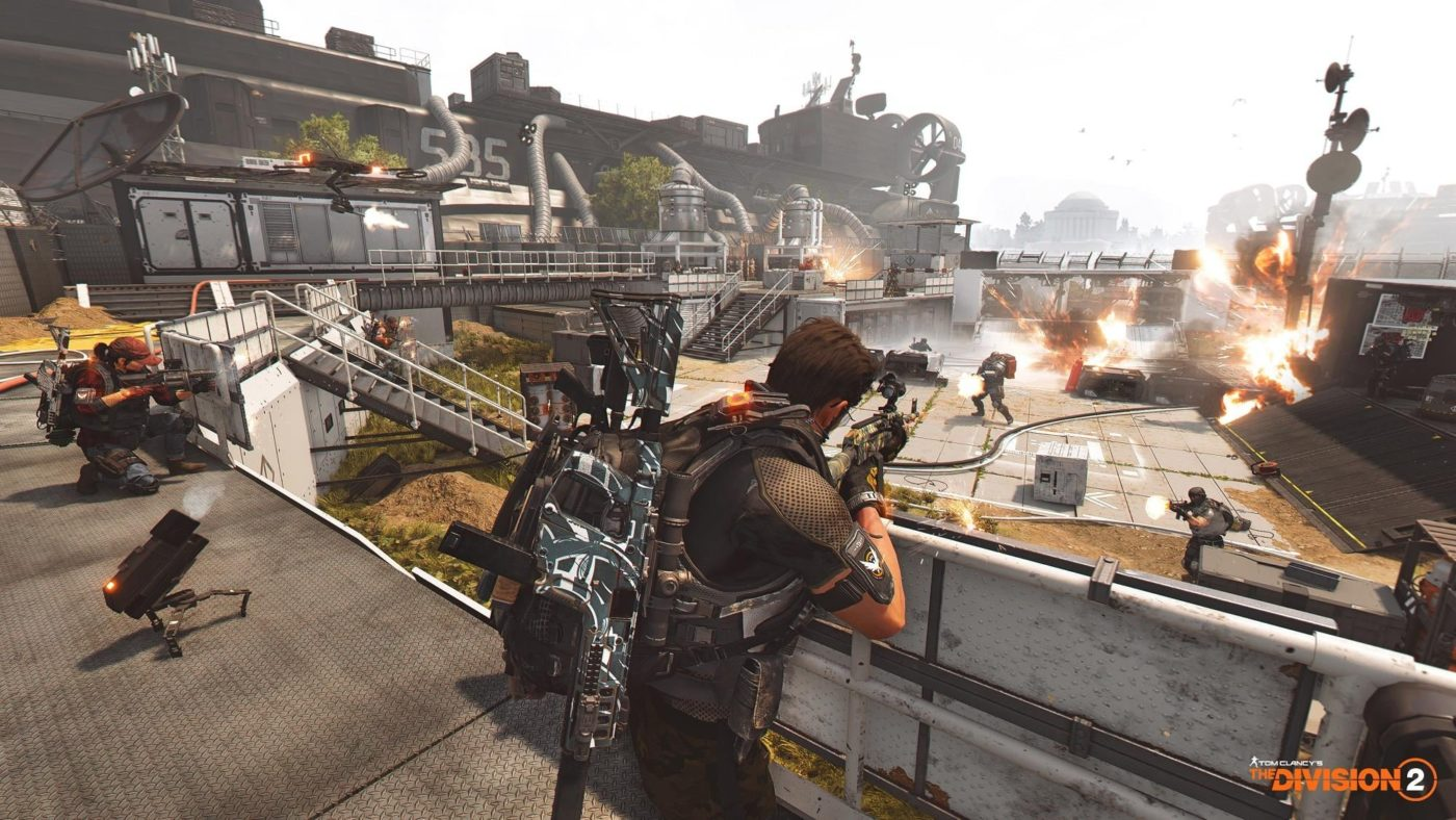 the division 2 title update 5 patch notes