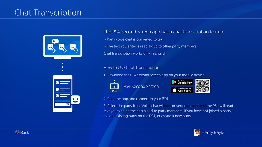 ps4 next update, PS4 Next Major Update Preview Program Sign-Ups Now Live, Focuses on Party Chat Features, MP1st, MP1st
