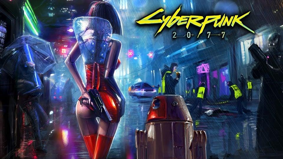 Cyberpunk 2077 Day One Update