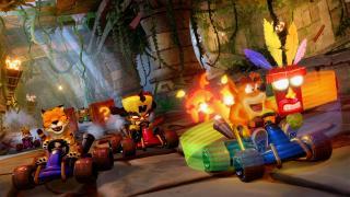 Crash Team Racing Nitro Fueled Review – Crash and Don't Burn