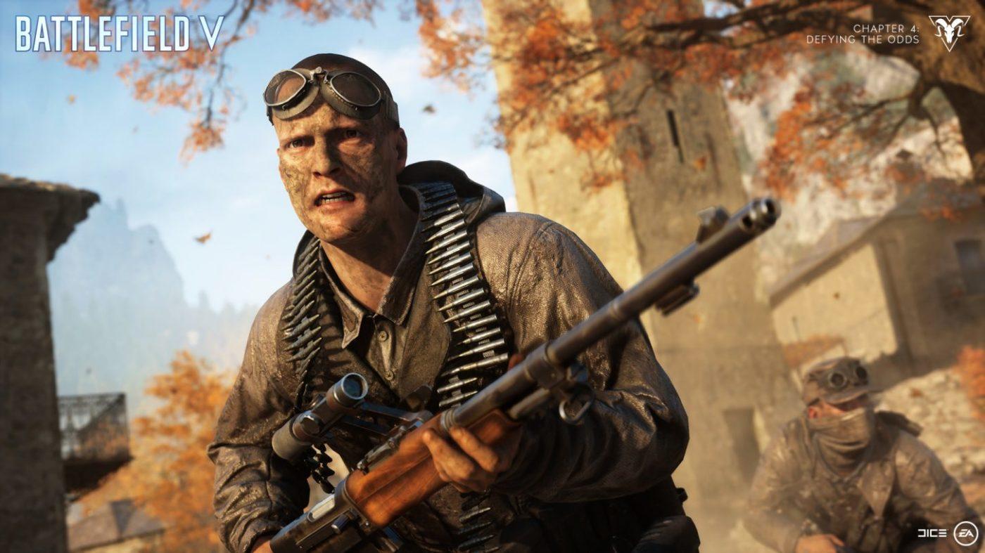 Battlefield 5 Update 1.38 December 8