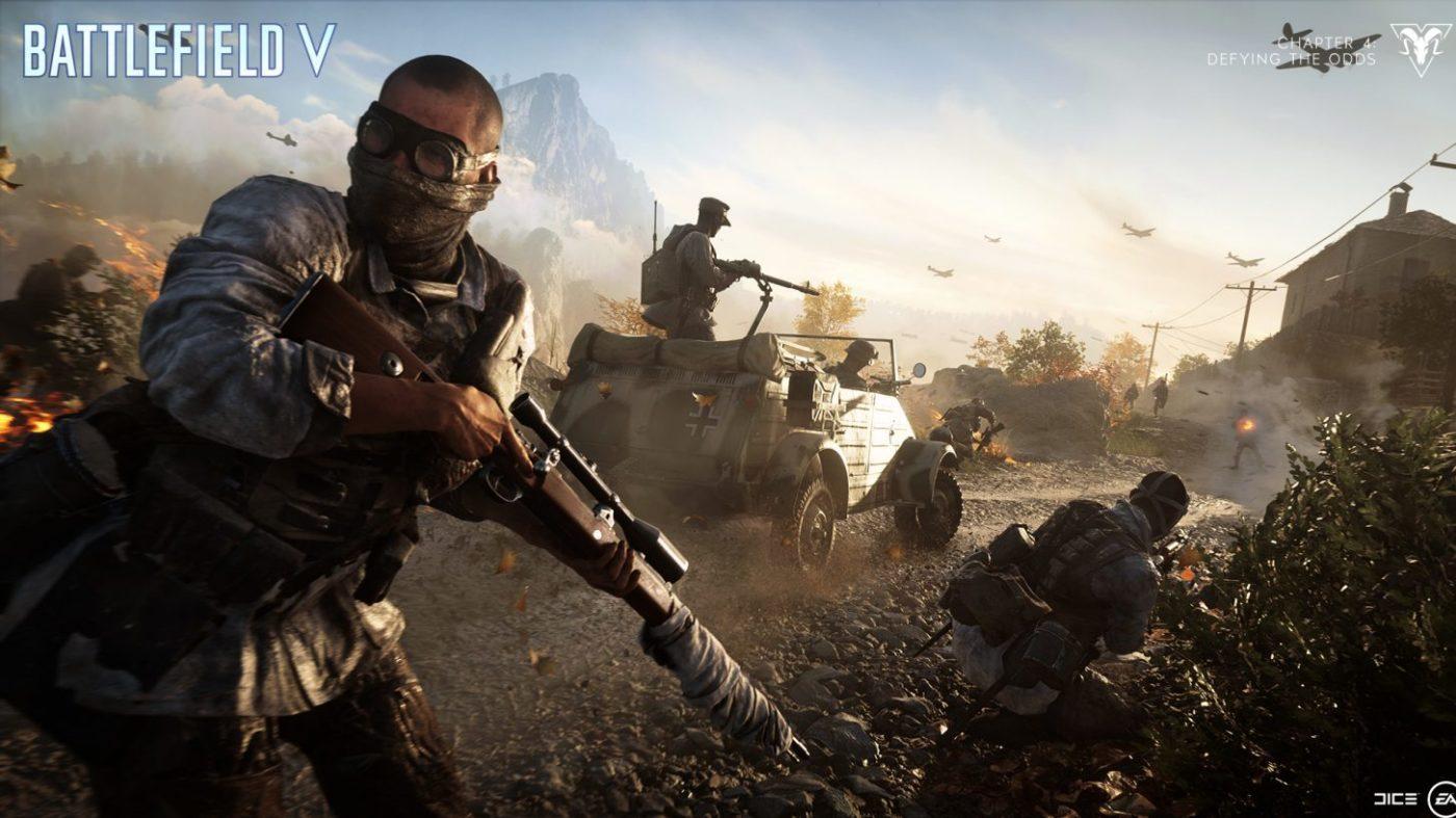 games battlefield private