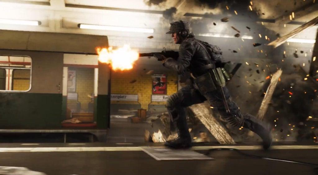 Battlefield V Bringing Back the Classic Operation Metro Map