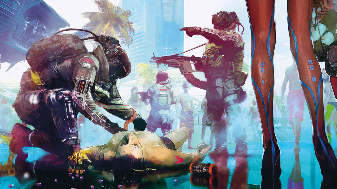 Cyberpunk 2077 creator vows to defend itself against lawsuit claims