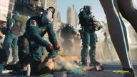 cyberpunk 2077 map