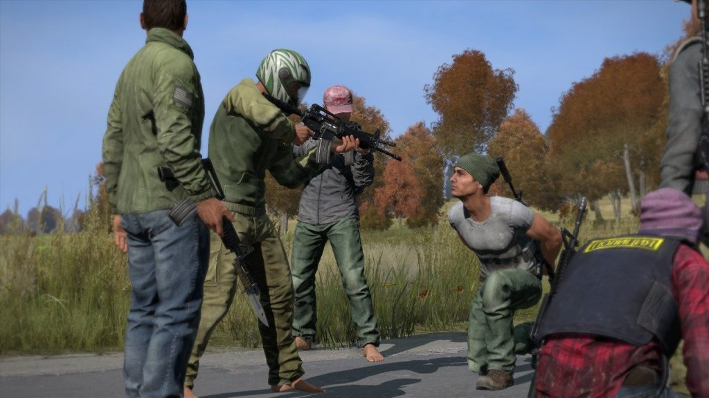 dayz ps4 review, DayZ PS4 Review – Keeping the Dead Buried, MP1st, MP1st