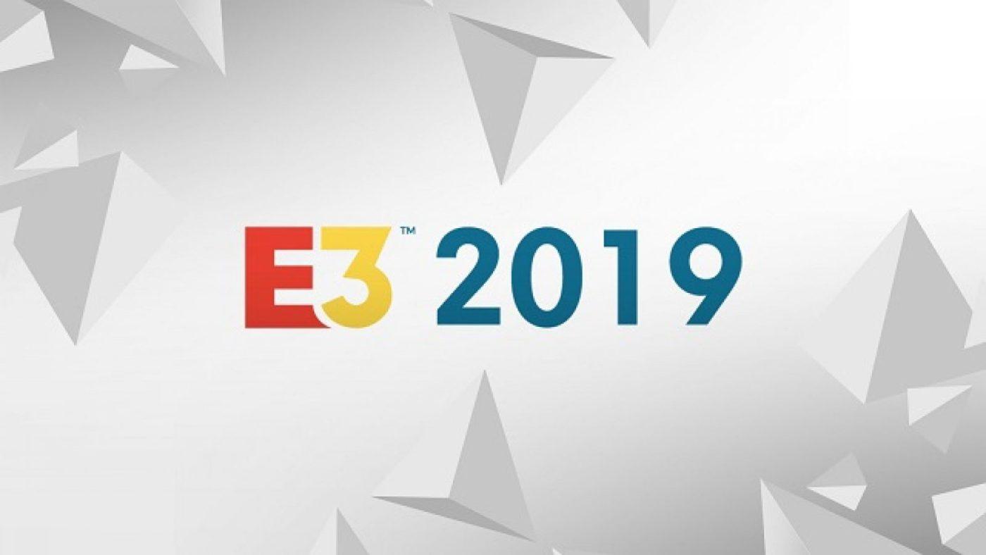e3 2019 press conference schedule
