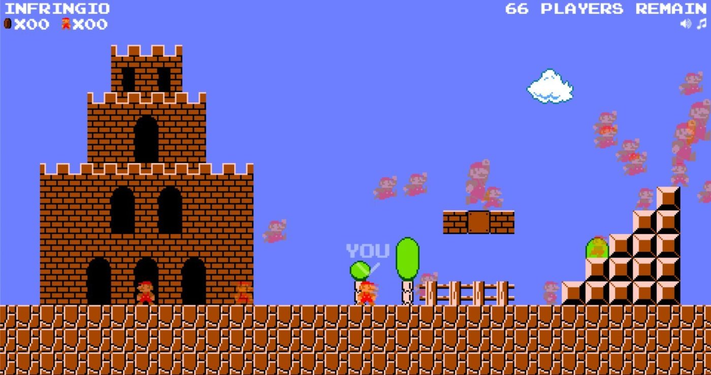 , Get Ready for War as Mario-Themed Battle Royale Release Is Announced, MP1st, MP1st