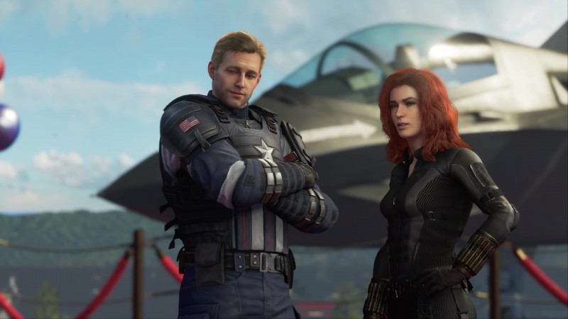 avengers game new images