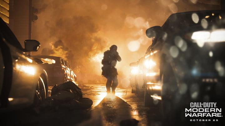 modern warfare nuke gameplay
