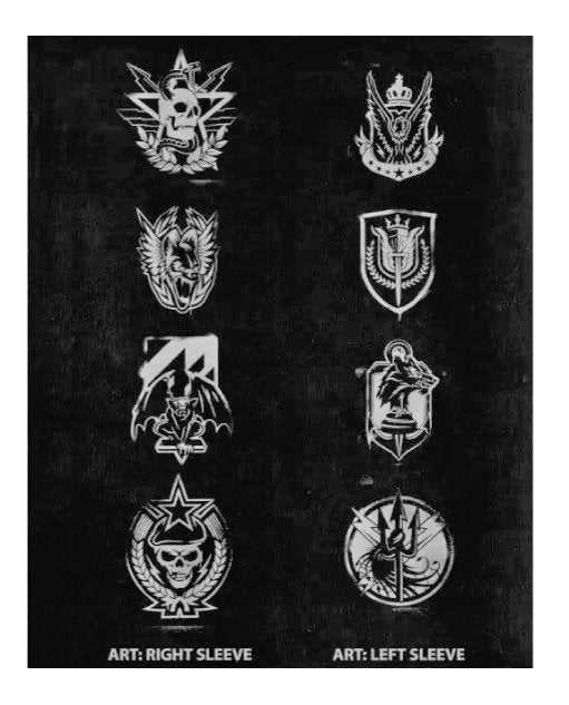 modern warfare factions, Report: Call of Duty: Modern Warfare Factions and Emblems Revealed, MP1st, MP1st
