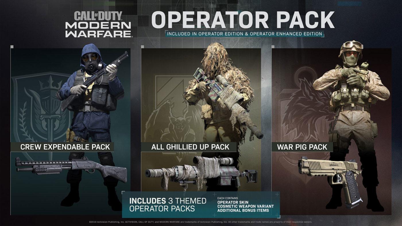 modern warfare specialists