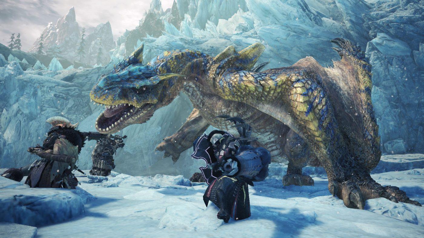 monster hunter world iceborne update 12.02