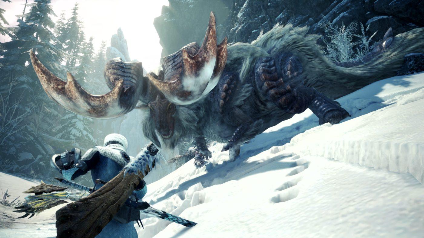 monster hunter world iceborne tv spots