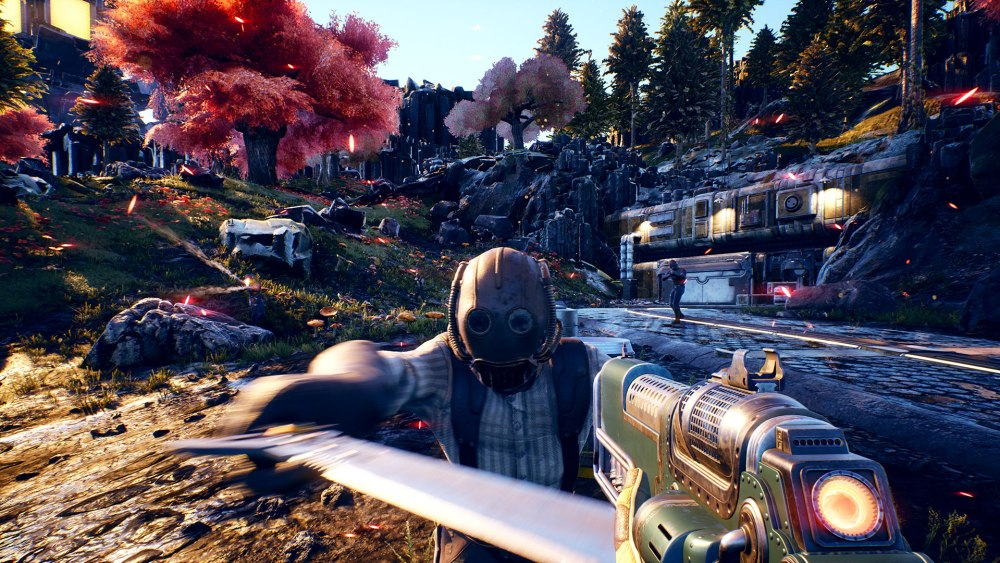 the outer worlds release date