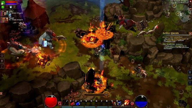 torchlight 2 console release date