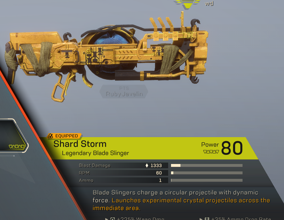 anthem new weapons, Anthem New Weapons From the PTS Detailed, Here's What's Coming, MP1st, MP1st