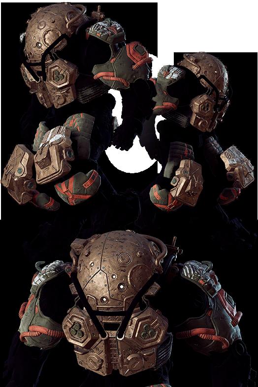 Dargrace Colossus