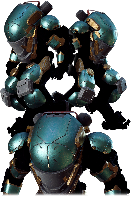 Fullbore Colossus
