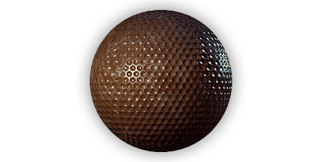 Golfball Leather