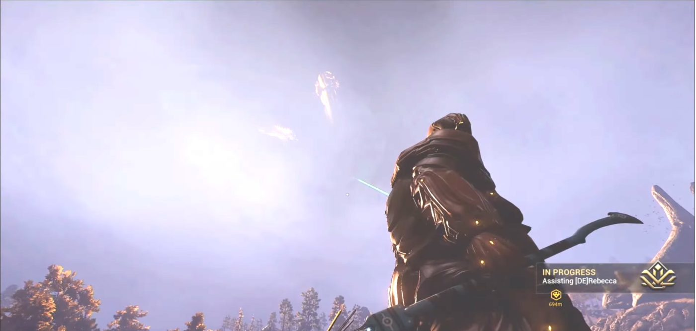 warframe squad link, Warframe Squad Link Feature Brings Space and Land Combat Together Like in Star Wars' Battle of Endor (Check Images), MP1st, MP1st