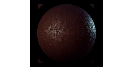Wood Ebony Leather