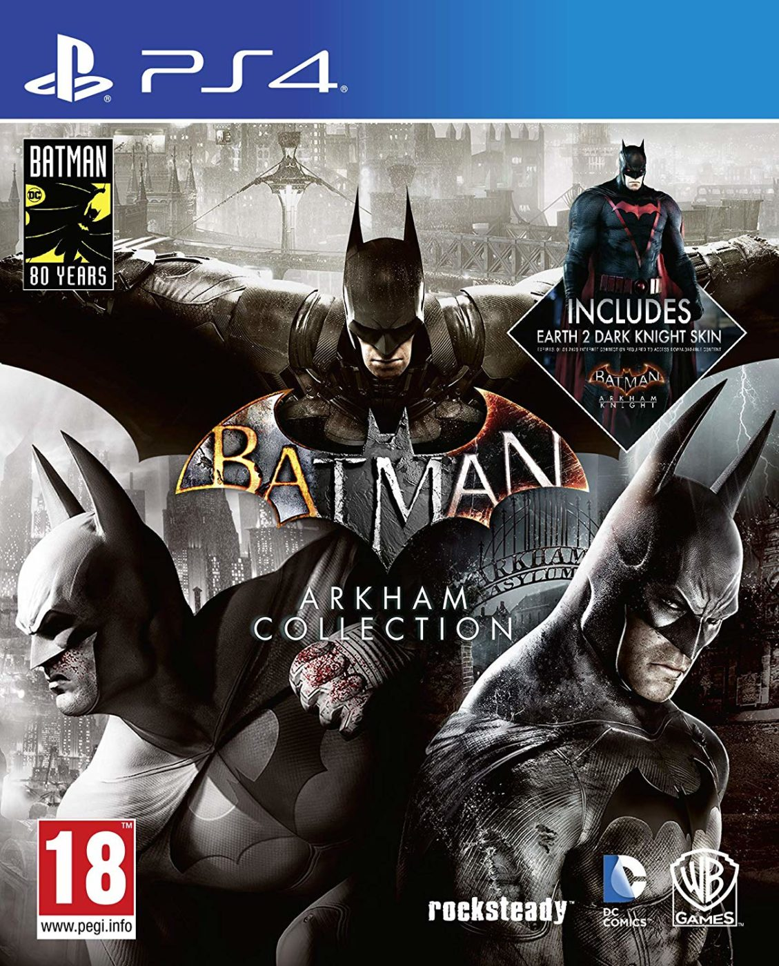 batman arkham collection, Batman Arkham Collection Coming September 6, Here's What'll Be in It, MP1st, MP1st