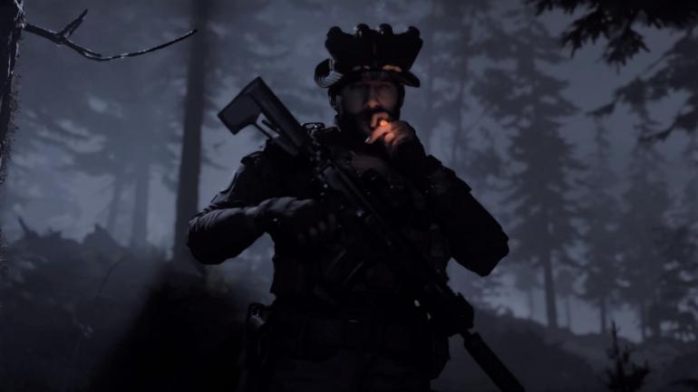 new modern warfare teaser