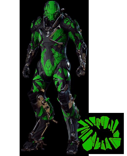 emerald husk