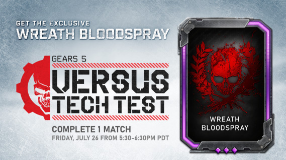 gears 5 open tech test, Gears 5 Open Tech Test Now Available to All Xbox Live Gold Members, MP1st, MP1st