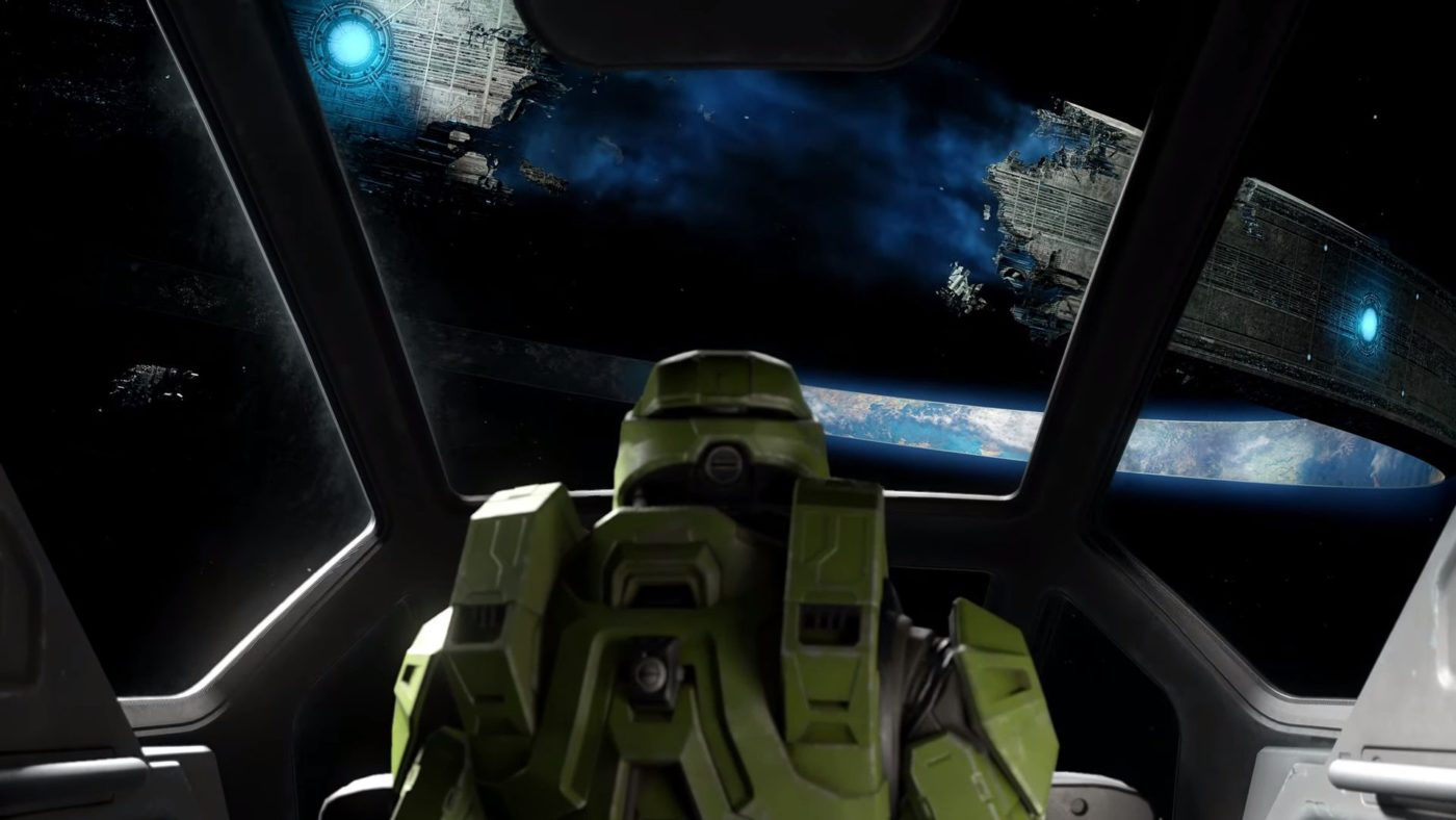 Halo Infinite Trailer Discover Hope Has A Hidden Cortana