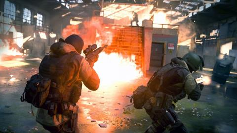 Call of Duty: Modern Warfare Multiplayer Info Blowout Based on the Gunfight Reveal