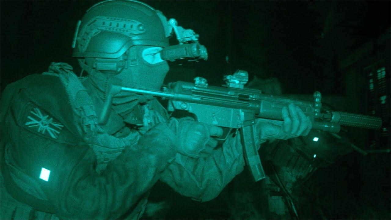 modern warfare crossbow